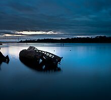 Wreckage by chriscyner
