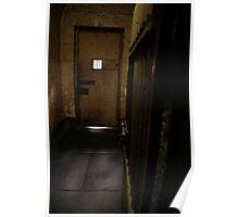 entry, no exit Poster