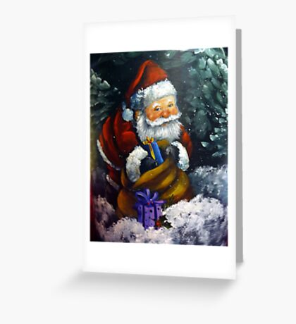 HO HO HO... Greeting Card