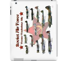 Soviet Air Force iPad Case/Skin