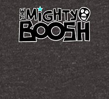 The Mighty Boosh – Black Writing & Mask Unisex T-Shirt