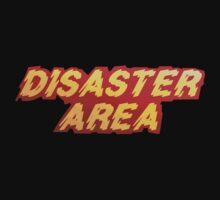 Disaster Area by trekspanner