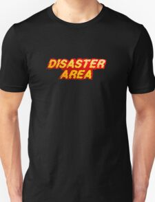 Disaster Area Unisex T-Shirt