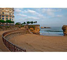 Biarritz Photographic Print