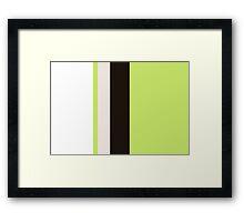 Decor VI [iPhone / iPod Case and Print] Framed Print