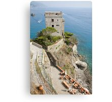 Monterosso al Mar Canvas Print