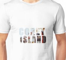 Coney Text Unisex T-Shirt