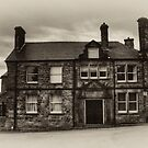 Station Hotel, Rudyard by Aggpup