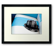 Stuck in the Fifties With You Framed Print