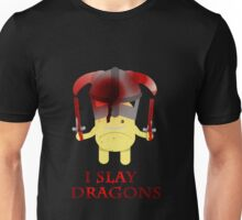 I Slay Dragons! Unisex T-Shirt
