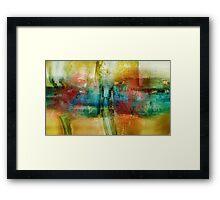 Estempia 44 Framed Print