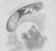 Vampire V's Werewolf by Stuart Hudson