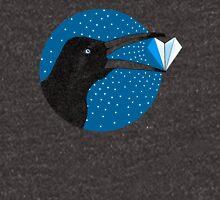 Magpie's Winter Heart Hoodie