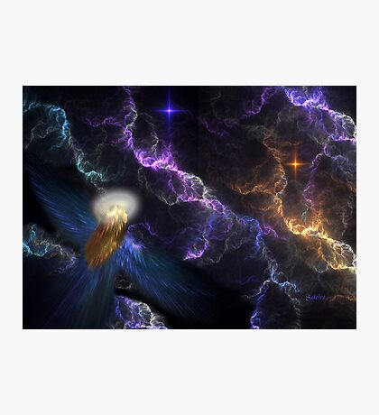 Angel Raphael Photographic Print