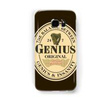 Genius Samsung Galaxy Case/Skin