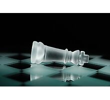 Checkmate Photographic Print