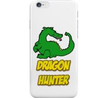 Dragon Hunter Tee Shirt iPhone Case/Skin