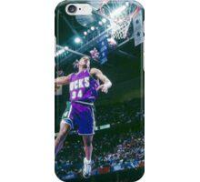 Ray Allen Milwaukee Bucks iPhone Case/Skin