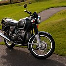 1974 BMW R75/6 by Aggpup