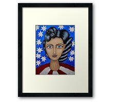 American Soul  Framed Print