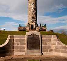 Crich Memorial 1 by David J Knight