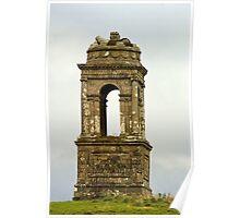 Lions Gate Benone strand N.Ireland Poster