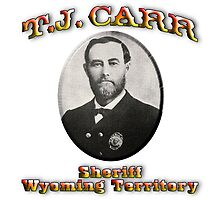 T J Carr by lawrencebaird