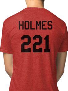 Sherlock Baseball-T Tri-blend T-Shirt