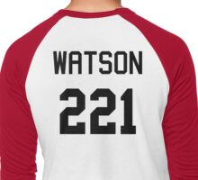 John Watson Baseball-T Men's Baseball ¾ T-Shirt