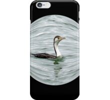 JUST FLOATING AROUND iPhone Case/Skin