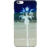 Palm On The Beach... iPhone Case/Skin