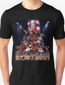Michael Jordan career timeline  T-Shirt
