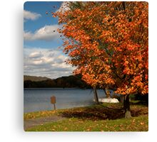 Colors of the Gap Canvas Print