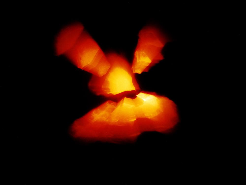 Pumpkin Zoom Burst by Steve