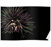 Fireworks! Poster