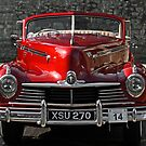 Old Red Car by dury