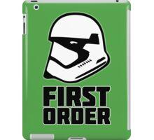 First Order Stormtrooper iPad Case/Skin