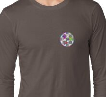 Tie Dye Tristar Long Sleeve T-Shirt