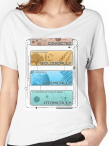 We Are All Connected Women's Relaxed Fit T-Shirt