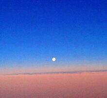 """""""A Painted Desert Moon"""" by Anthony Cherubino"""
