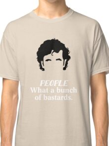 IT Crowd - What a Bunch of Bastards Classic T-Shirt