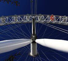 London Eye by Martin Griffett