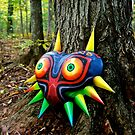 Majora's Mask Papercraft by studioofmm