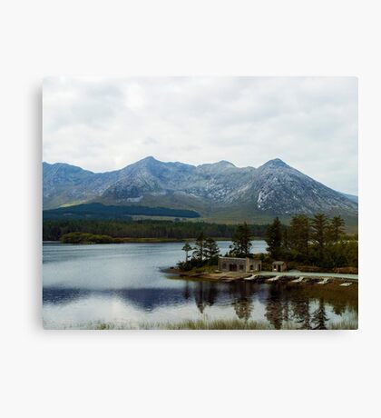 A Peaceful Irish Afternoon Canvas Print