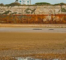 Old Hunstanton Lighthouse by Peter Towle
