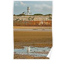 Old Hunstanton Lighthouse Poster