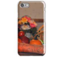 Fall Harvest Display iPhone Case/Skin