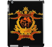 Charmander - Charmeleon - Charizard - I choose Fire iPad Case/Skin