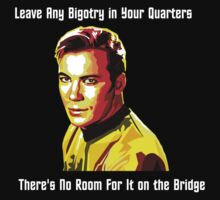 No Room For Bigotry on the Bridge by Dur-Baneth