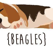 Beagles by ceobrien
